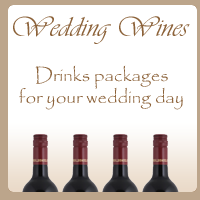 Wines for your Wedding Day